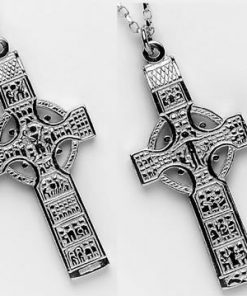 Large Sterling Silver Cross of Muirdeach at Monasterboice