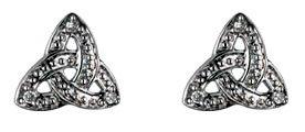 trinity know earrings