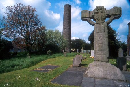 Kells Celtic Cross and Tower