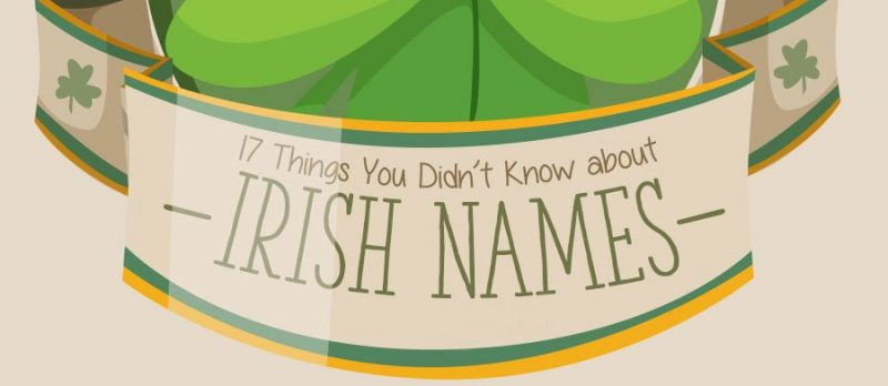 All About Irish Names
