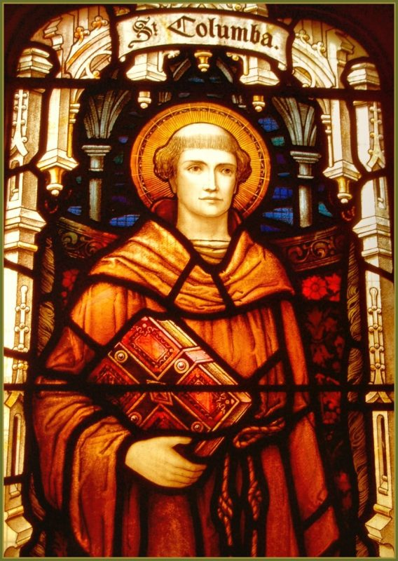 Image of Saint Columba