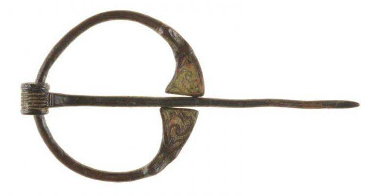 Belcoo Brooch Celtic Jewelry